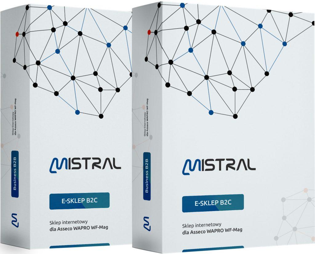 Mistral e-Sklep B2C